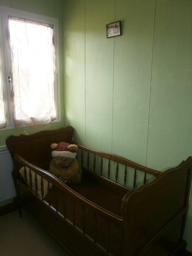 Llit bebe